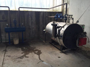 Destilerija za etericna ulja, smilje, destilator 600l