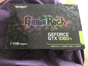 Palit 1080 Ti Gamerock GTX 1080Ti