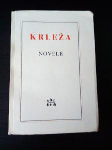 Knjige, Miroslav Krleža - Novele (1948 g.)