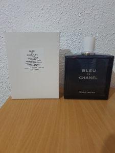 Parfem parfemi blue de chanel testeri 100 ml