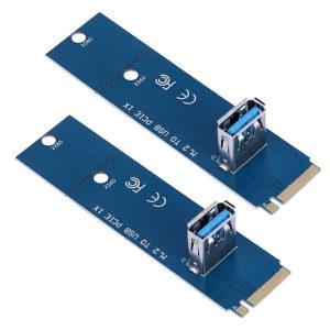M.2 to USB PCI-e riser