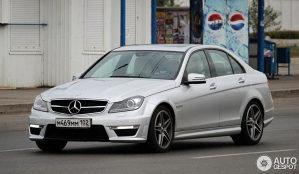 Mercedes c klasa w204 11-14 hauba