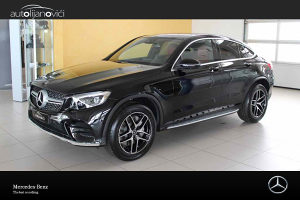 Mercedes-Benz GLC 250 d Coupe 4MATIC