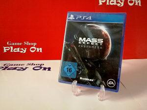 Mass Effect Andromeda (Playstation 4 - PS4)