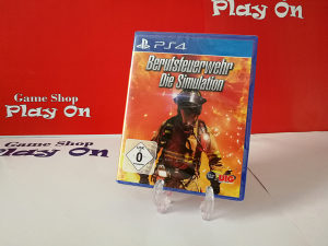 Firefighters – The Simulation Game (PS4)