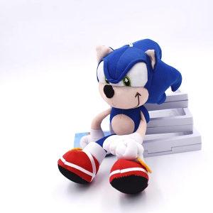 Sonic plišana igračka 30 cm