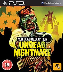 Red Dead Redemption Undead PS3