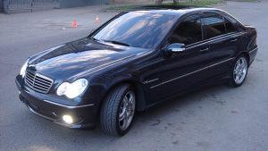 Mercedes c200 Benzin - sekvent plin