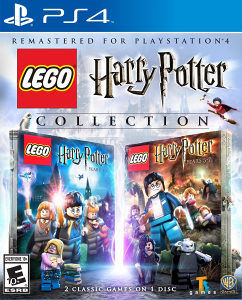 LEGO HARRY POTTER COLLECTION PS4. DIGITALNA IGRA