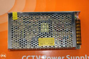 Adapter, napajanje za kamere i LED rasvjetu 12V 10A