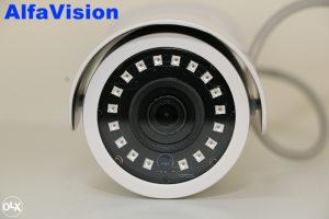 Full HD Kamera za video nadzor 2MPX AHDCAM323B