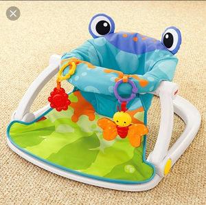 Fisher Price stolica za bebe