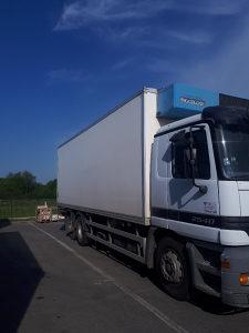 Hladnjaca za kamion 8m