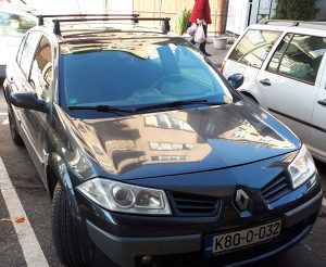 Krovni nosač za Renault II