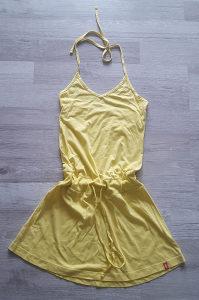 esprit zuta haljina
