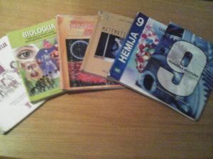 Knjige za 9.razred osnovne skole