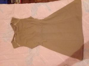 Ljetna haljina, otvorena ledja