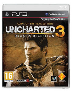 Uncharted 3 PS3 Playstation 3