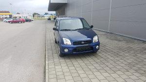 Subaru Justy 1.3 benzin.klima