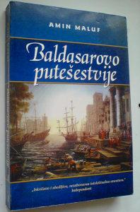 Baldasarovo putešestvije - Amin Maluf