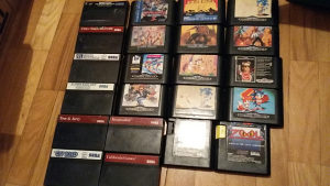 Sega Mega Drive i Master System  igre
