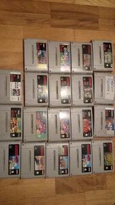 Super Nintendo igre