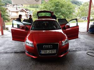 Audi A3 sportback 1.9tdi model 2009