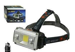 Naglavna Lampa 3LED Model:LL6653/Besp.Dostava