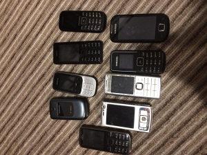 Stari telefoni