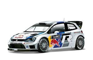 Igračka Auto na daljinsko upravljanje VW Polo WRC