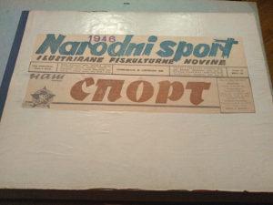 Narodni sport 1946