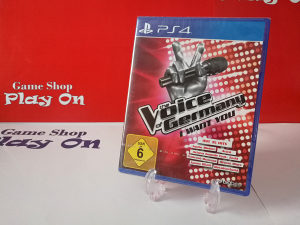 The Voice of Germany - I want you (PS4)