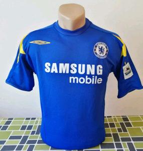 Stari dres Čelzi Chelsea Drogba vel S-M Umbro 2005/06