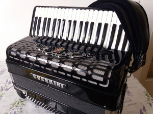 Harmonika Guerrini 120 basova