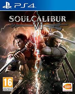 Soulcalibur VI PS4 DIGITALNA IGRA 19.10.18