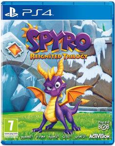 SPYRO REIGNITED TRILOGY PS4 DIGITALNA IGRA 26.09.