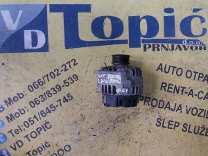 ALTERNATOR FIAT DUCATO 2.8 JTD,93 KW,04 G.P