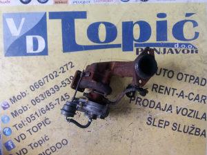 TURBINA FIAT DUCATO 2.8 JTD,93 KW,04 G.P
