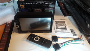 "Auto radio 7""touch screen,usb,MP5 PLAYER,BLUETOOT"