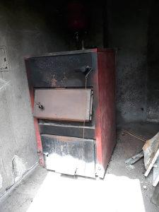 Topling peć na ugalj 50kw
