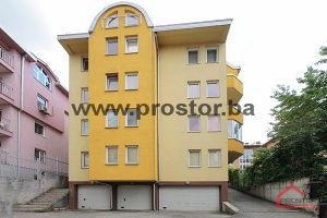 PROSTOR prodaje: Trosoban stan sa lođom, Kovačići
