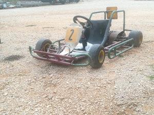 Karting 5,5 KS Honda