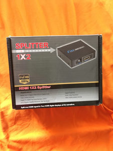 HDMI spliter