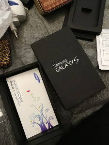 Kutija za Samsung Galaxy S1