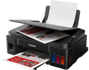 CANON printer PIXMA G3410   Photo Paper Variety