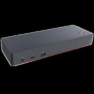 Lenovo ThinkPad Thunderbolt 3 Dock; 8 x 22 x 3