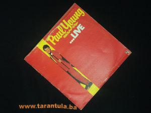 Paul Young LP / Gramofonska ploča