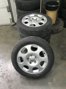 Felge sa gumama Audi
