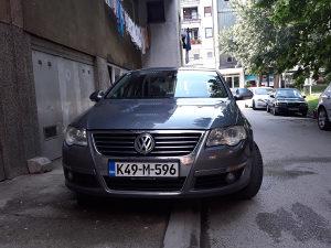 Passat 6 limuzina, 1.9 TDI, 77 kw. 2006 g.