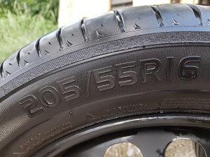 Gume Felge Michelin 16ke 205 55 R16 5×112